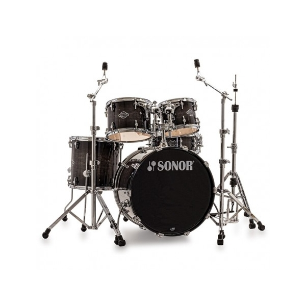 Sonor Select Force Studio Transparent Black Burst