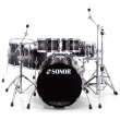 Sonor Select Force Stage S Drive Transparent Black Burst