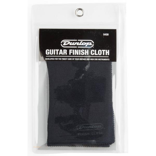 DUNLOP Guitar Finish Cloth