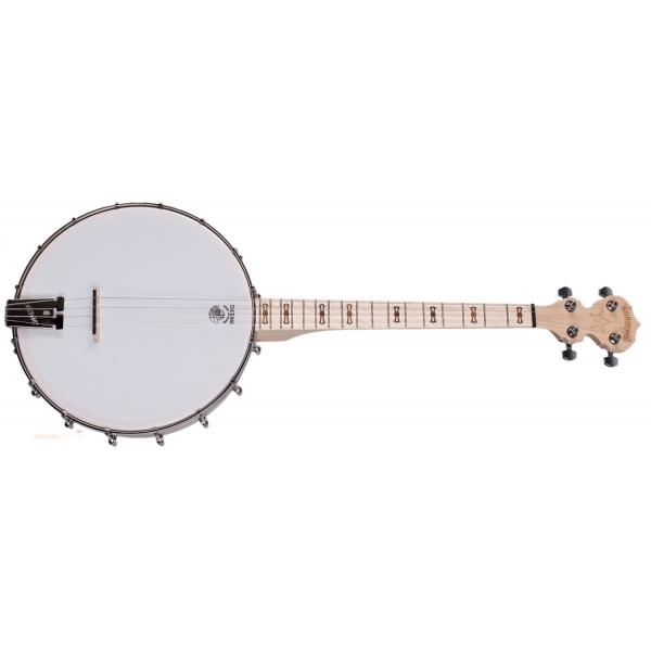 DEERING Goodtime 17 Fret Tenor Openback Banjo