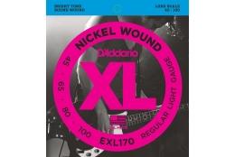 D'Addario EXL170 XL Nickel Regular Light