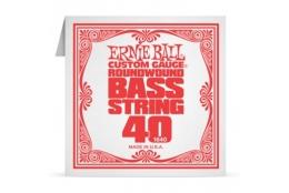 Ernie Ball 1640 .040 Nickel Wound