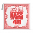 Ernie Ball 1640 .040 Nickel Wound