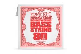Ernie Ball 1680 .080 Nickel Wound