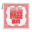 Ernie Ball 1680 .080 Nickel Wound