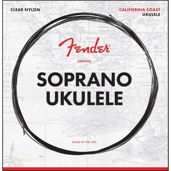 FENDER 90S Soprano Ukulele Strings
