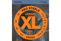 D'Addario EPS160 XL ProSteels Medium