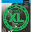 D'Addario EPS220-5 XL ProSteels Super Light