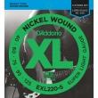 D'Addario EXL220-5 XL Nickel Super Light
