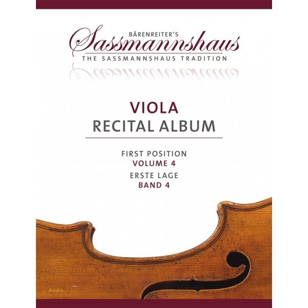 KN Viola Recital Album, svazek 4
