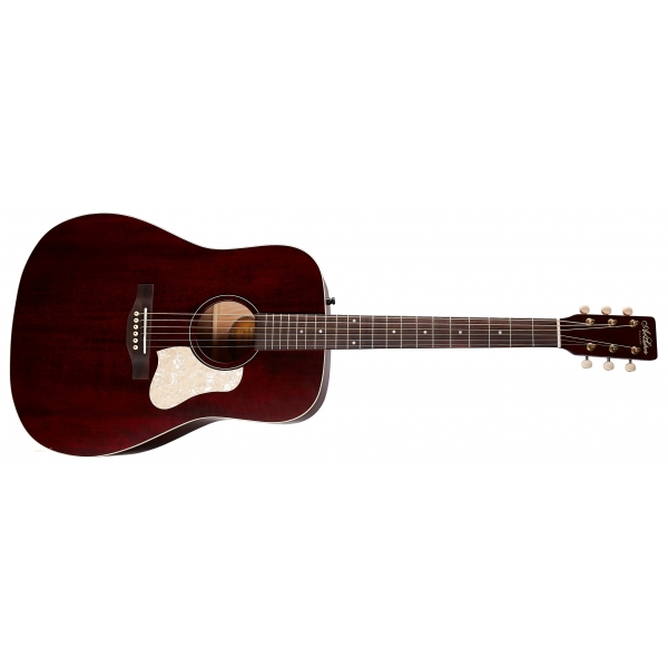 ART & LUTHERIE Americana Tennesse Red