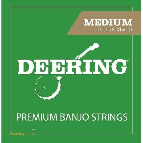 DEERING Banjo Strings Medium