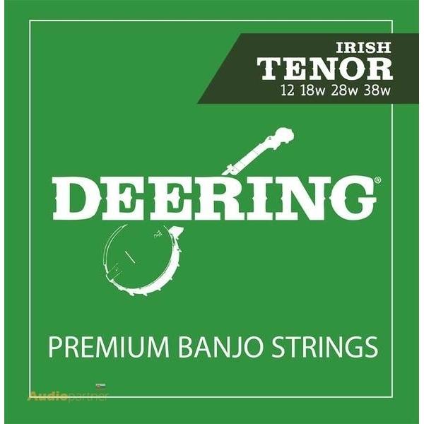 DEERING Banjo Strings Irish Tenor