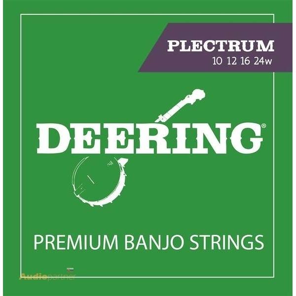 DEERING Banjo Strings Plectrum