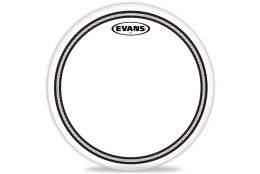 Evans 13'' Clear TT13EC2S blana