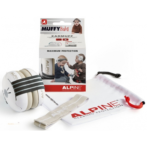 ALPINE Muffy Baby Black
