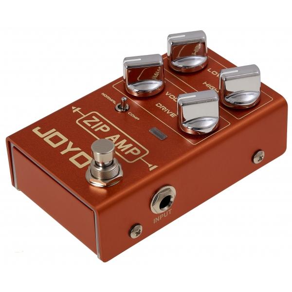 JOYO R-04 ZIP AMP COMPRESSOR/OVERDRIVE