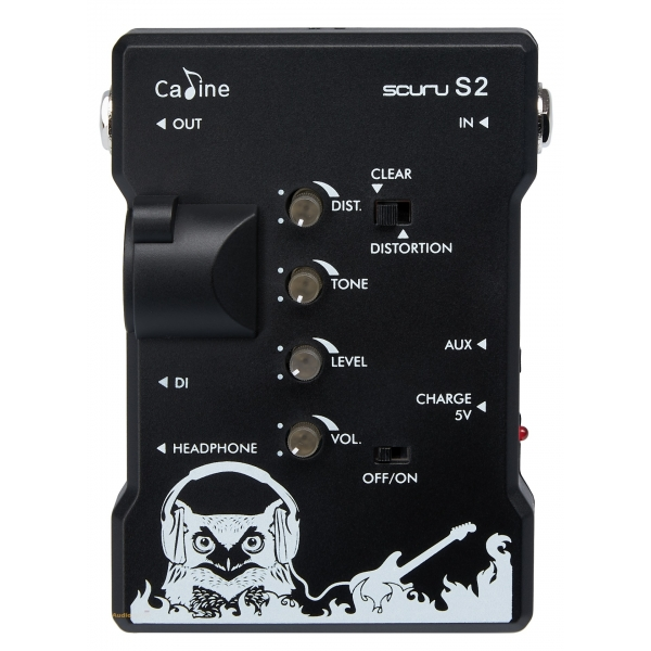 "CALINE S2G ""Scuru"" Headphone Amp"
