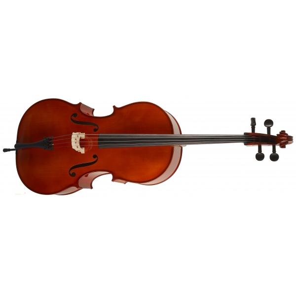 STRUNAL SCHÖNBACH Violoncello Academy 4/15 C 4/4