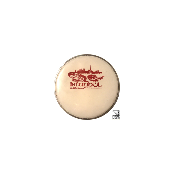 Istanbul No:6 Plastic Rock blana - 22 cm