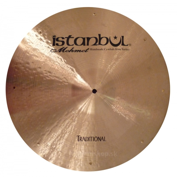 "Istanbul Mehmet 20"" Traditional Sizzle Ride"