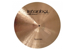"""Istanbul Mehmet 20"""" Traditional Sizzle Ride"""