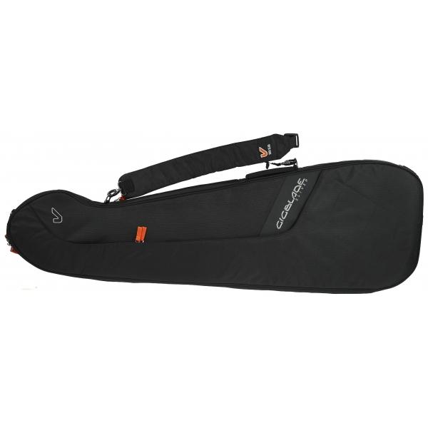 GRUVGEAR GigBlade Sliver Gig Bag Bass BK/OR