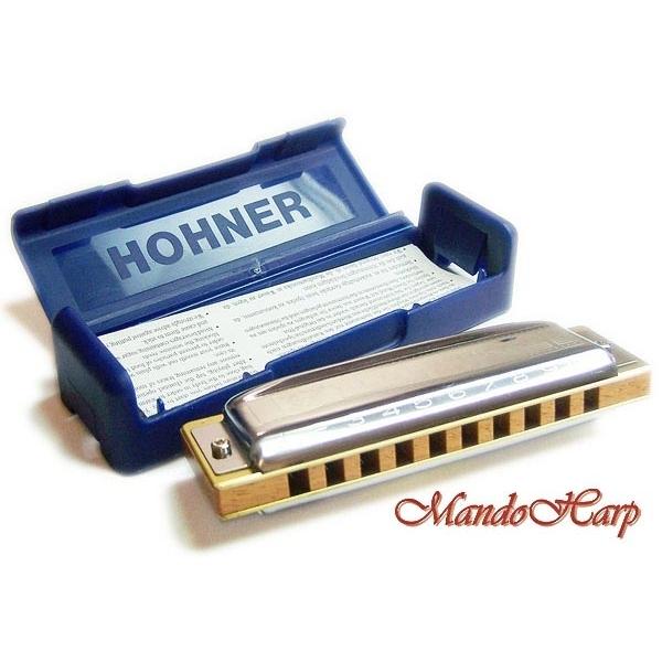 Hohner 532/20 Blues Harp úst.harmonika