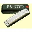 Tombo 1610F Folk B harmonika