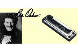 Tombo 1910G Lee Oscar harmonika Gold