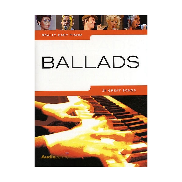 MS Really Easy Piano: Ballads