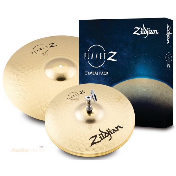 ZILDJIAN Planet Z 3 Cymbal Pack