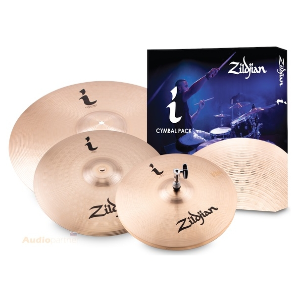 ZILDJIAN I Essentials Plus Cymbal Pack