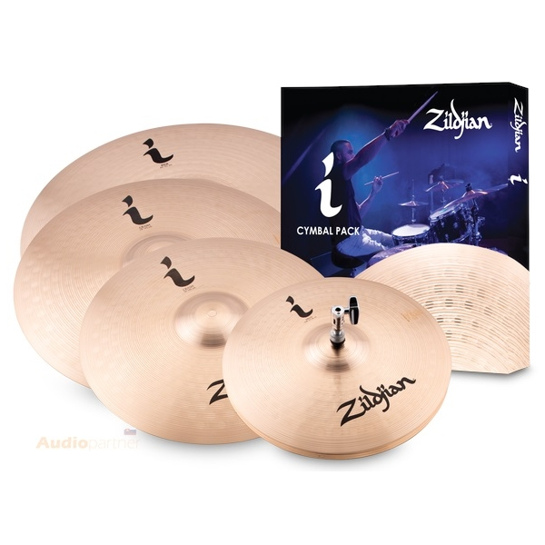 ZILDJIAN I Pro Gig Cymbal Pack