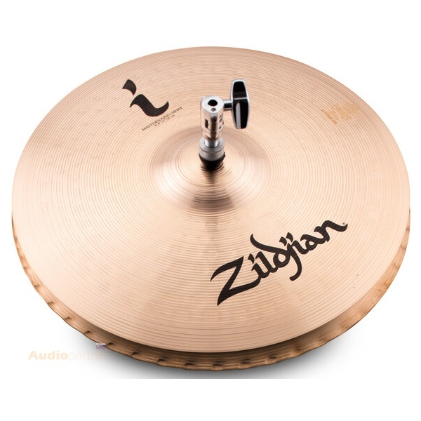 "ZILDJIAN 14"" I Mastersound Hi-Hat"