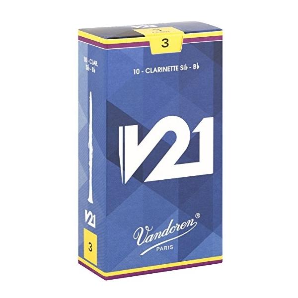 Vandoren V21 3 plátok B klarinet CR803
