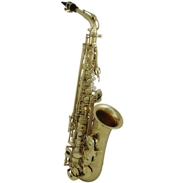 Roy Benson AS302G Eb alt saxofón