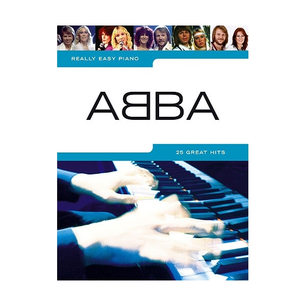 MS Really Easy Piano: Abba