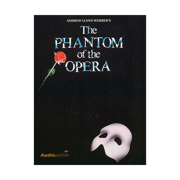 MS The Phantom Of The Opera - Vocal Selections