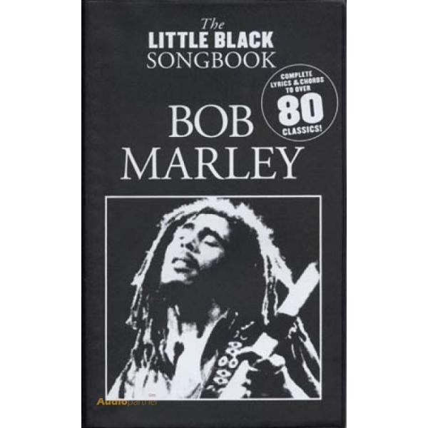 MS The Little Black Songbook: Bob Marley