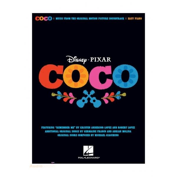 MS Disney Pixar's Coco For Easy Piano