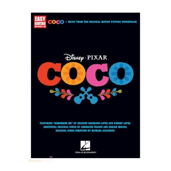 MS Disney Pixar's Coco For Easy Guitar