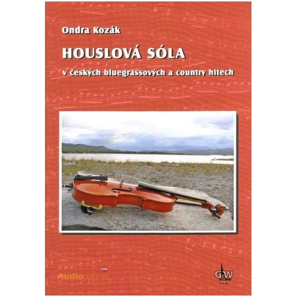 KN Houslová sóla v českých bluegrassových a country hitech – Ondra Kozák