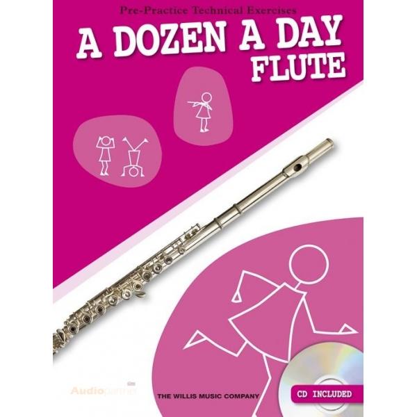 MS A Dozen A Day - Flute