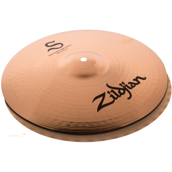 "ZILDJIAN 13"" S Series Mastersound Hi Hat"