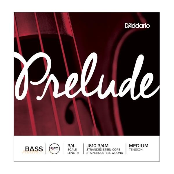 D'ADDARIO Prelude J610 3/4M