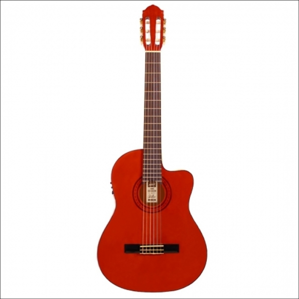 Ashton CG44CEQ AM Guitar Pack