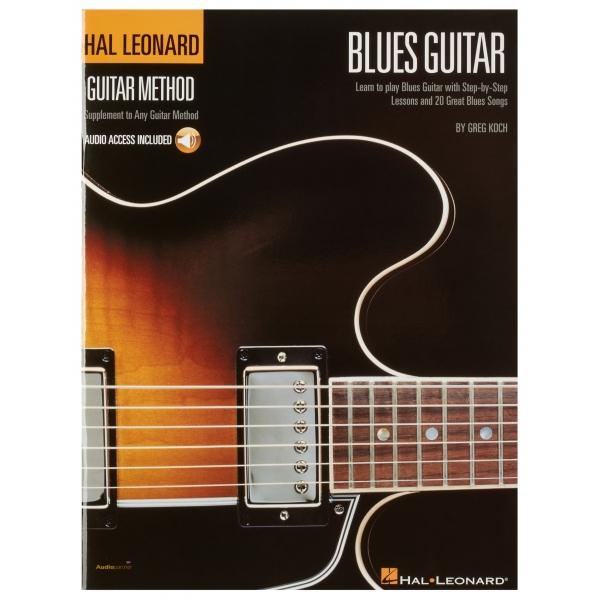 MS Hal Leonard Guitar Method Blues Guitar