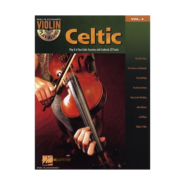 MS Violin Play-Along: Celtic