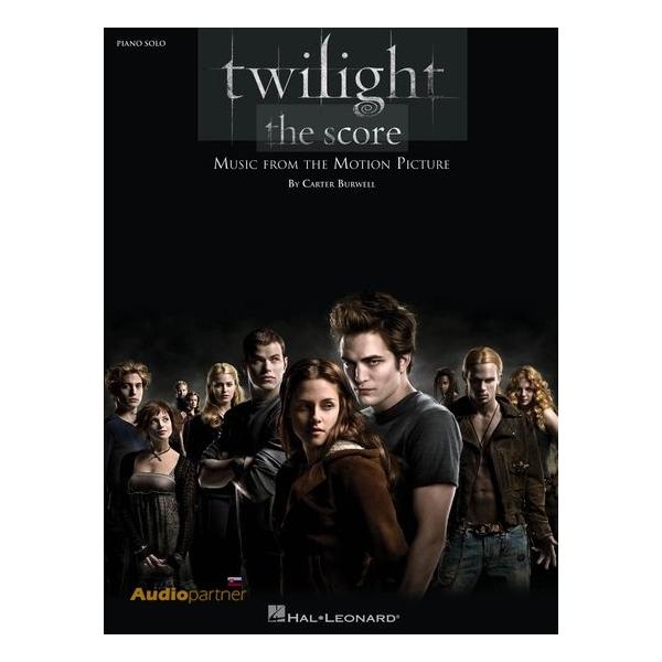 MS Carter Burwell: Twilight - The Score (Piano Solo)